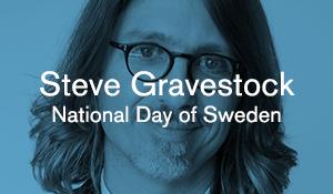 Steve Gravestock – National Day of Sweden