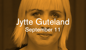 Jytte Guteland – September 11