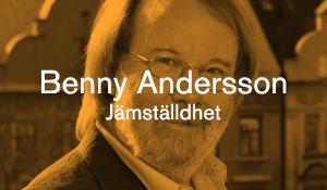 Benny Andersson – Jämställdhet