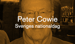 Peter Cowie – Sveriges nationaldag
