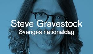 Steve Gravestock – Sveriges nationaldag