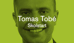 Tomas Tobé – Skolstart