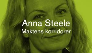 Anna Steele – Maktens korridorer