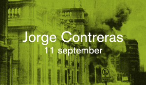 Jorge Contreras – 11 september