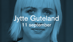 Jytte Guteland – 11 september