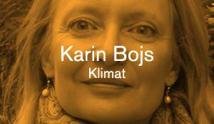 Karin Bojs – Klimat