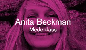 Anita Beckman – Medelklass