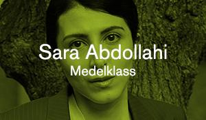 Sara Abdollahi – Medelklass