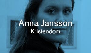 Anna Jansson – Kristendom