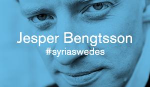 Jesper Bengtsson – #syriaswedes
