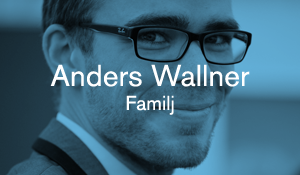 Anders Wallner – Familj