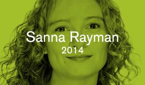 Sanna Rayman – 2014
