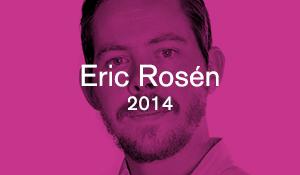 Eric Rosén – 2014
