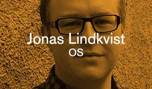 Jonas Lindkvist – OS