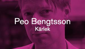 Peo Bengtsson – Kärlek