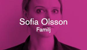 Sofia Olsson – Familj