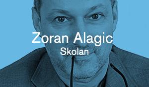 Zoran Alagic – Skolan