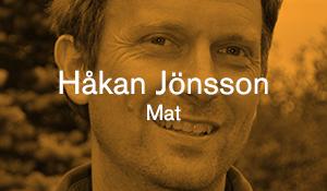 Håkan Jönsson – Mat