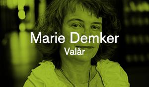 Marie Demker – Valår