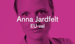 Anna Jardfelt – EU-val