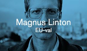 Magnus Linton – EU-val