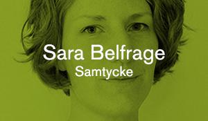 Sara Belfrage – Samtycke