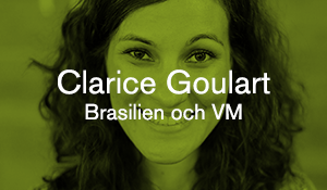 Clarice Goulart – Brasilien och VM