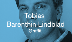 Tobias Barenthin Lindblad – Graffiti