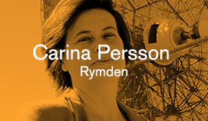 Carina Persson – Rymden