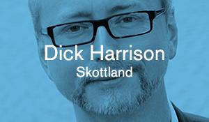 Dick Harrison – Skottland