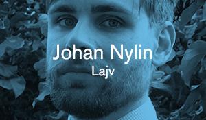 Johan Nylin – Lajv