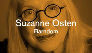 Suzanne Osten – Barndom