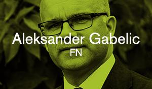 Aleksander Gabelic – FN